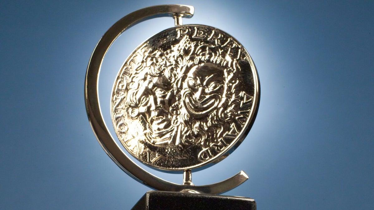 Tony Award - statue