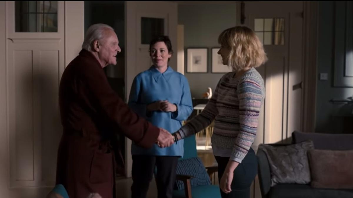 WI - The Father Trailer - Anthony Hopkins - Olivia Colman - Evie Wray - 9/20