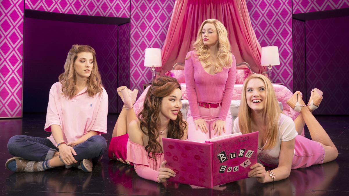 TOUR-Mean Girls-Danielle Wade-Megan Masako Haley-Mariah Rose Faith-Jonalyn Saxer-2/20