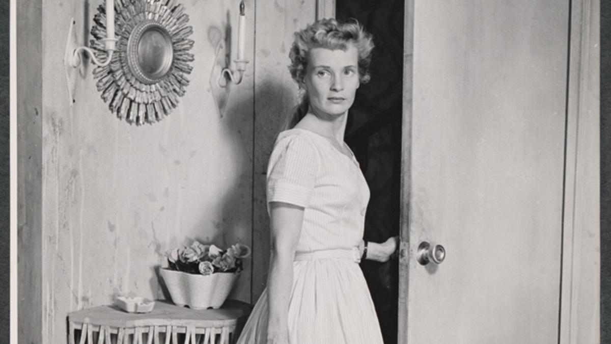Lenka Peterson - Girls of Summer - 1956 - Friedman-Abeles/New York Public Library