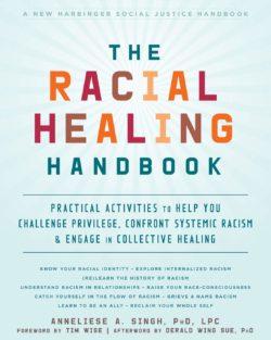 The Racial Healing Handbook cover artwork