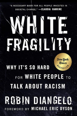 White Fragility cover artwork